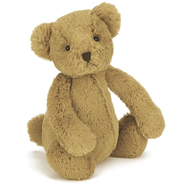 Bashful Teddy Bear