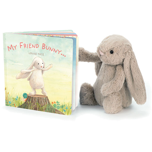 My Friend Bunny Book