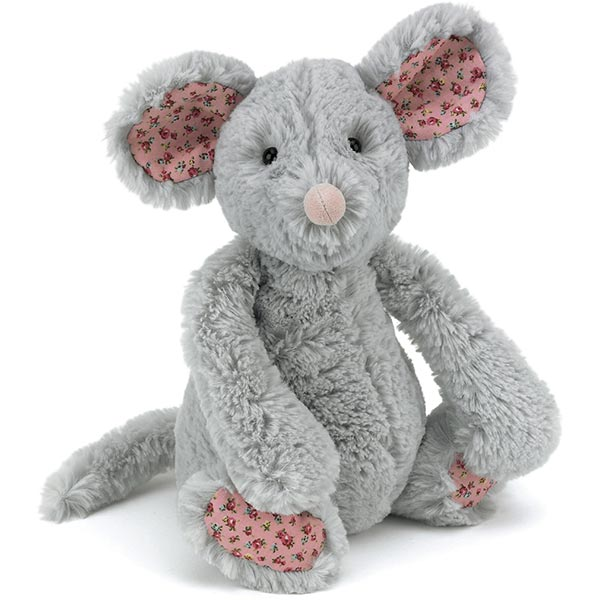 Blossom Bashful Grey Mouse