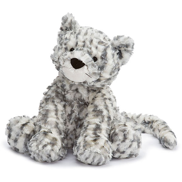 Fuddlewuddle Snow Leopard