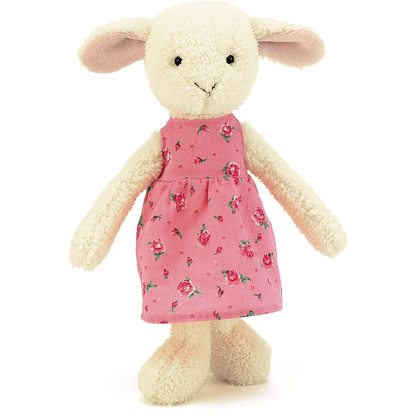 Floral Friends Lucy Lamb