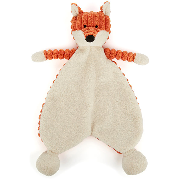 Little Jellycat Cordy Roy Baby Fox Soother Jellyexpress