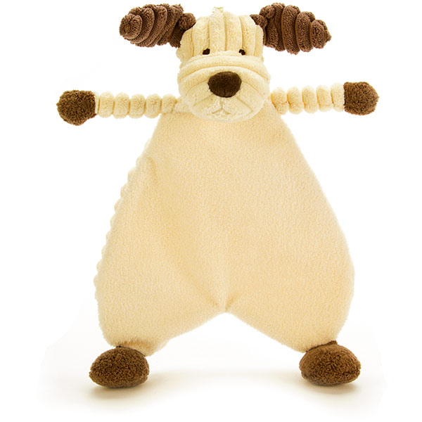 Little Jellycat Cordy Roy Baby Puppy Soother