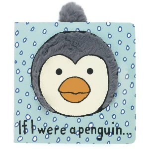 If I Were A Penguin Board Book