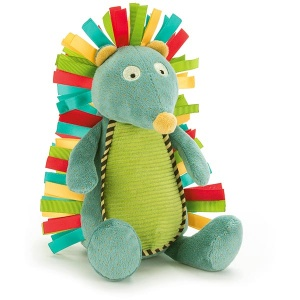 Carnival Hedgehog Rattle