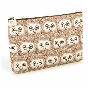 Don't Give a Hoot Owl Large Pouch