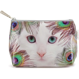 Feather Cat Small Bag