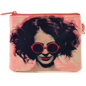 Glasses Girl Coin Purse