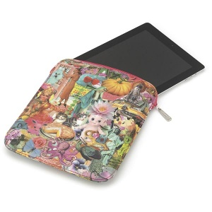 Karma Kitsch iPad Sleeve