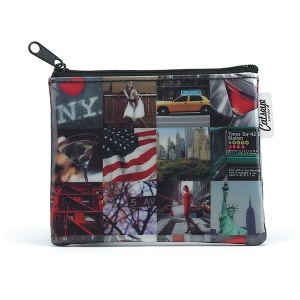 New York Zip Purse
