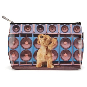Speaker Dog Wash Bag