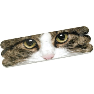 Tabby Cat Nail Files