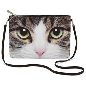 Tabby Cat Cross Body Bag