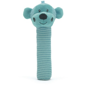 Toggle Monkey Rattle Squeaker Toy