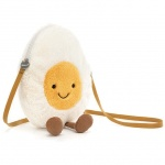 Amuseables Happy Boiled Egg Shoulder Bag