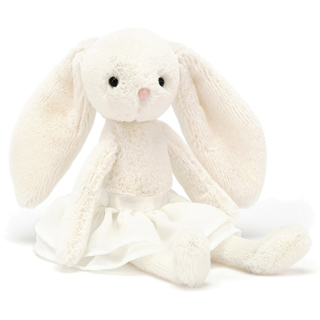 Arabesque Cream Bunny