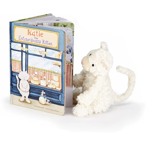 Katie the Extraordinary Kitten Book