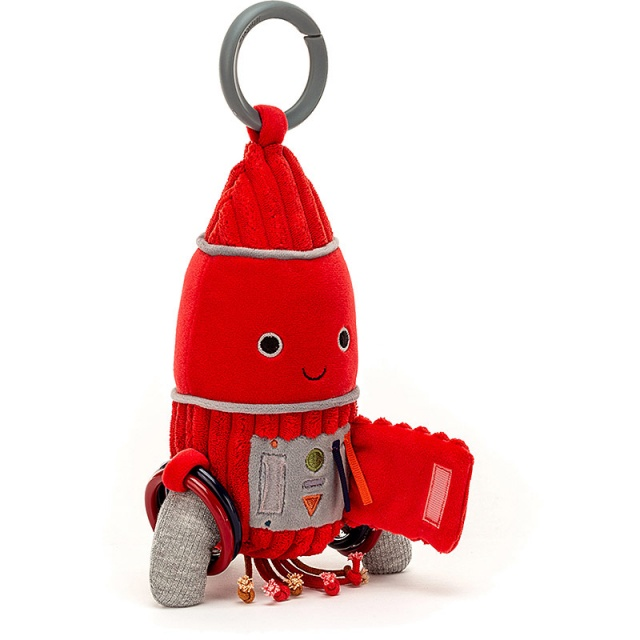 Cosmopop Rocket Activity Toy