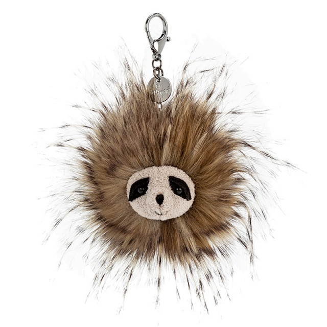 Cyril Sloth Bag Charm