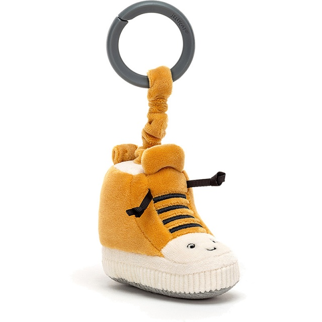 Kicketty Sneaker Jitter & Rattle