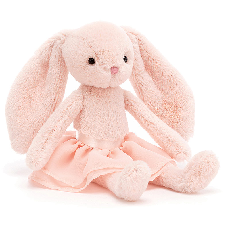 Arabesque Blush Bunny