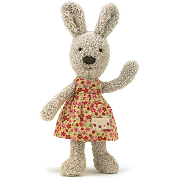Floral Friends Beatrice Bunny