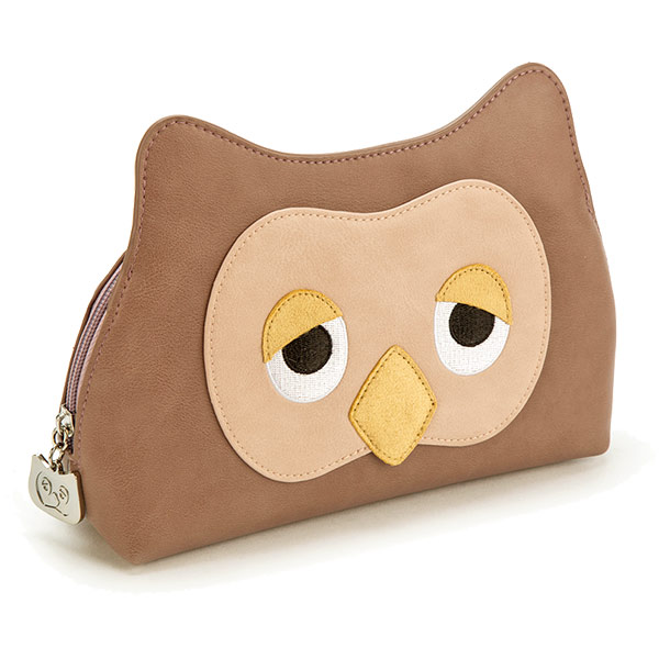 Don't Give a Hoot Owl Appliqué Bag
