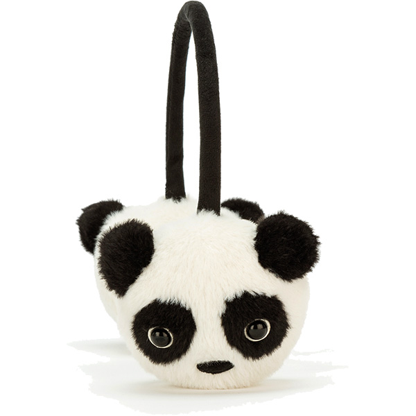 Kutie Pops Panda Ear Muffs