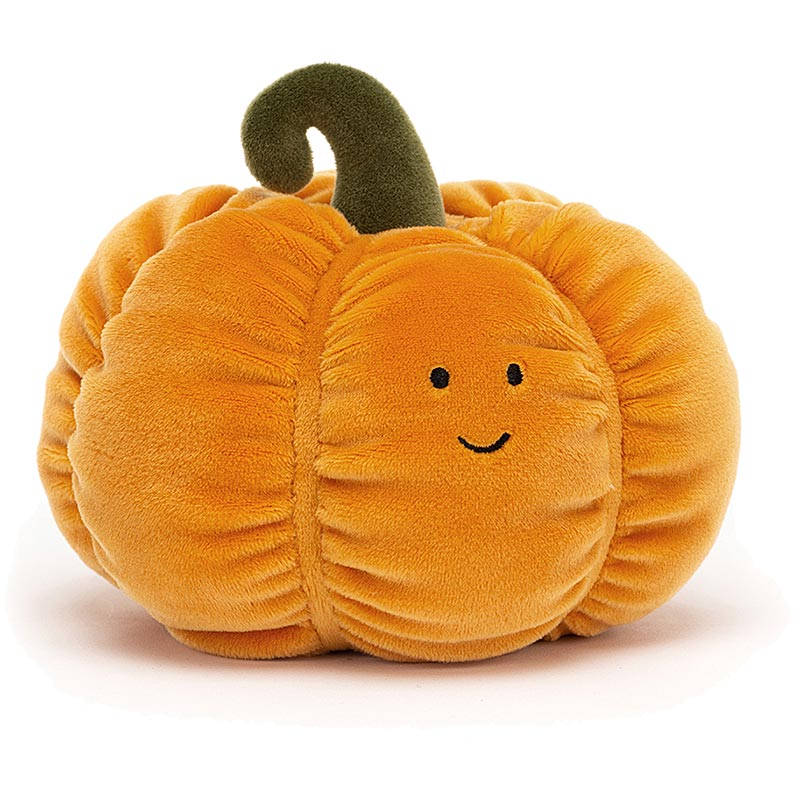 Vivacious Vegetables Pumpkin