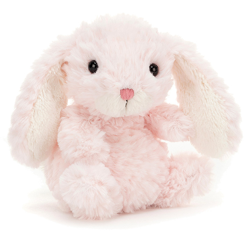 Yummy Pastel Pink Bunny