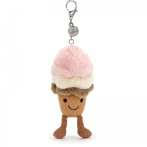 Amuseables Ice Cream Bag Charm