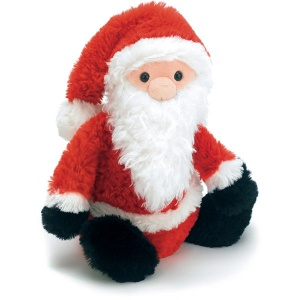 Bashful Father Christmas