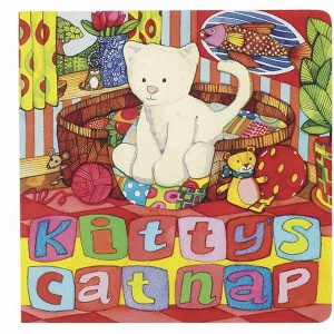 Catnap Kitty Board Book