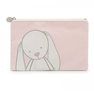 Bashful Bunny Large Flat Bag