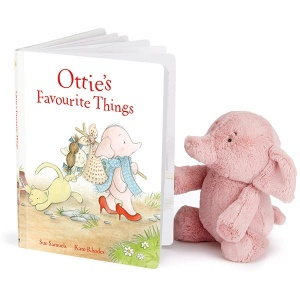 Ottie's Favourite Things Book