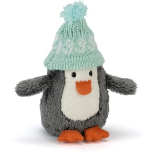 Bobble Penguin Blue