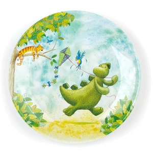 My Best Pet Melamine Plate