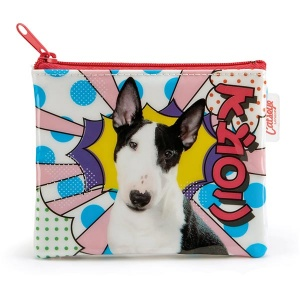 Cartoon Dog Coin Purse
