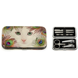 Feather Cat Nail Care Set