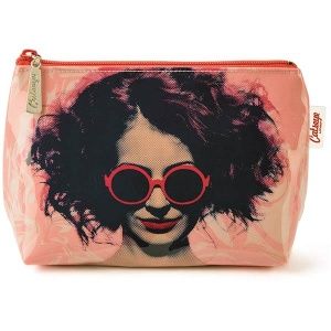 Glasses Girl Small Bag