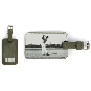 Golf Luggage Tag