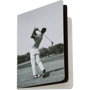 Golf A5 Notebook