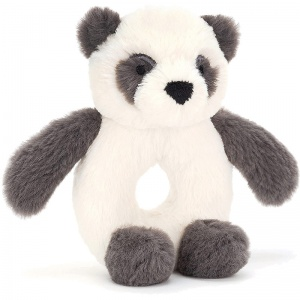 Harry Panda Grabber Rattle