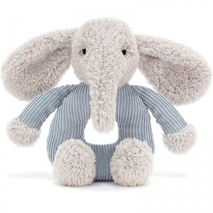 Jumble Elephant Grabber Rattle