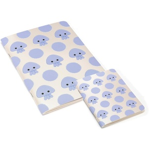Kutie Pops Jellyfish Notebook