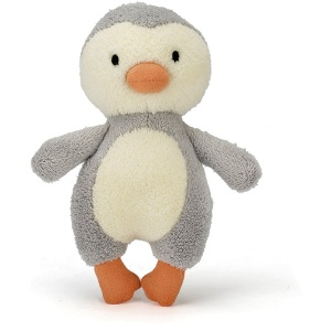 Piff Puff Penguin Rattle