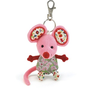 Rosie Mousey Keyring