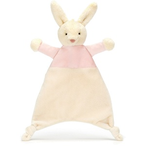 Star Bunny Pink Soother