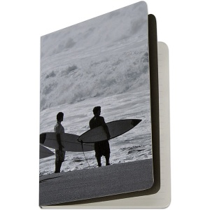 Surfers A5 Notebook