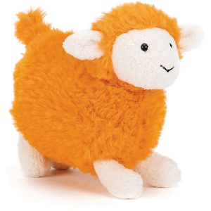 Orange Sugar Sheep